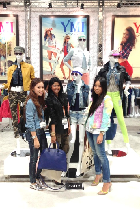 roadtoMAGIC YMI Jeans Booth with LoveJooKim &amp; WalkInWonderland