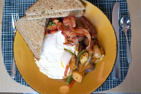 Yotel Breakfast
