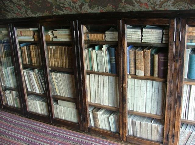 bibliotheque antichambre