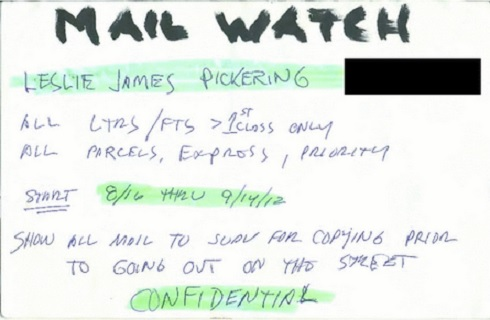 snail mail watch