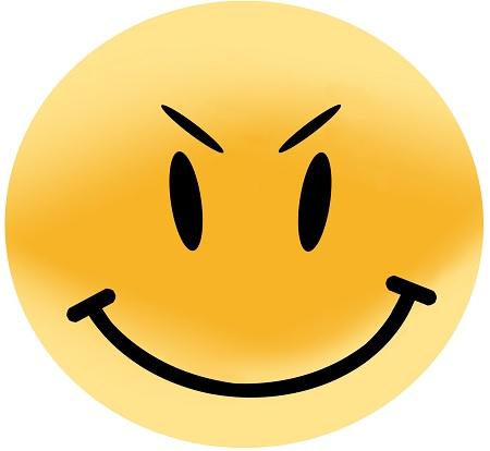 evil smiley 150913