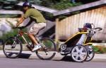 ilustrace: cyklovozík Chariot City