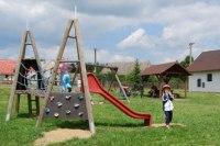 dětské hřiště ve Ždírci
