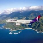 ハワイアン航空が羽田-コナ線就航申請