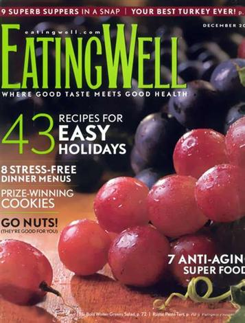 Research: Health Food Magazines | Professional Practice for Photo Communication