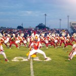 Tuskegee University Marching Crimson Pipers