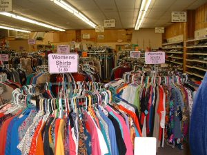 Thrift stores are an underrated source for the fashion community to find quality items at fair prices. (Inside Social)