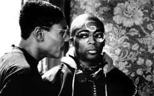 "Spike Lee plays HalfPint in ""School Daze"", the first movie to depict Black Greek Life."