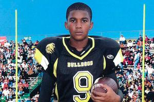 Young Trayvon Martin.