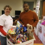 HBCU Students Show True Meaning of Holidays by Donating Toys