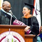 Ebony Editor Shares Life Lessons at Claflin Convocation