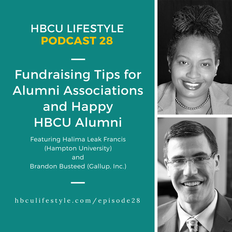 Featuring Halima Leak Francis (Hampton University) and Brandon Busteed (Gallup, Inc.)