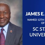 James Clark Named 12th President of South Carolina State University