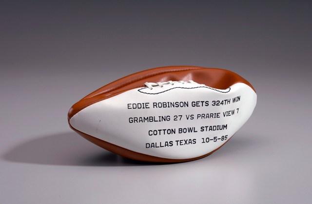 Eddie Robinson Football