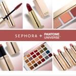 Pantone & Sephora - Color 2015 Marsala