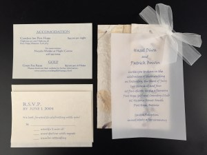 Invitation Set-1