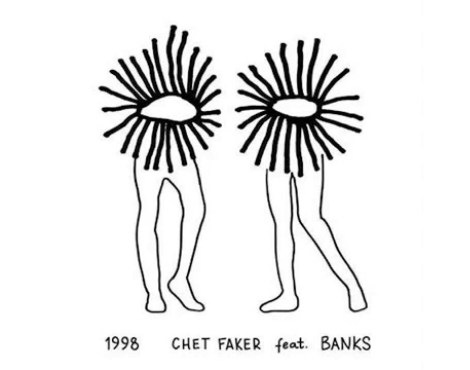 """1998"" Re-Release – Chet Faker ft. Banks"