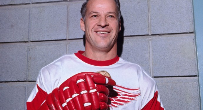The Passing of NHL Legend Gordie Howe