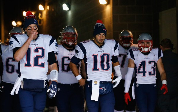 New England Patriots 2016 Team Preview