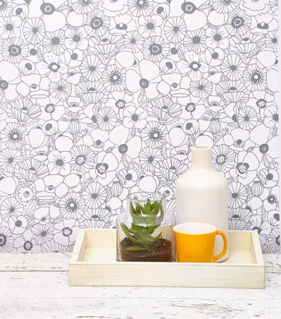 20 Best Removable Wallpapers - Peel and Stick Temporary ...