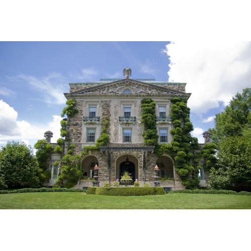 Medium Crop Of David Rockefeller House