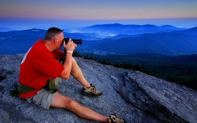 Nature Photography Weekend at Grandfather Mountain
