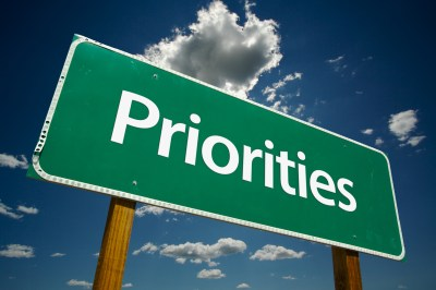#HCLDR Chat – Jan 22 2013 – Priorities | hcldr