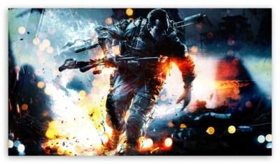 battlefield 4 4K HD Desktop Wallpaper for 4K Ultra HD TV