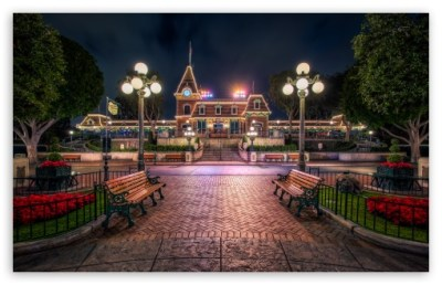 Disneyland 4K HD Desktop Wallpaper for 4K Ultra HD TV • Wide & Ultra Widescreen Displays ...