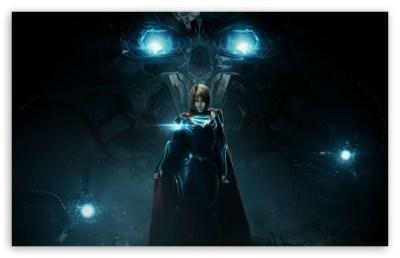 Injustice 2 Supergirl 4K HD Desktop Wallpaper for • Wide ...