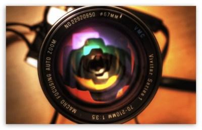 Lens Camera 4K HD Desktop Wallpaper for 4K Ultra HD TV • Wide & Ultra Widescreen Displays ...