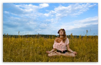 Outdoor Yoga 4K HD Desktop Wallpaper for 4K Ultra HD TV • Dual Monitor Desktops • Tablet ...