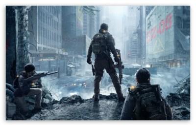 Tom Clancy's The Division 2016 4K HD Desktop Wallpaper for 4K Ultra HD TV • Wide & Ultra ...