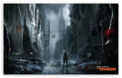Tom Clancy's The Division Dark Zone gameplay 4K HD Desktop Wallpaper for 4K Ultra HD TV • Wide ...