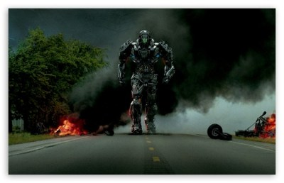 Transformers 4 4K HD Desktop Wallpaper for 4K Ultra HD TV • Wide & Ultra Widescreen Displays ...