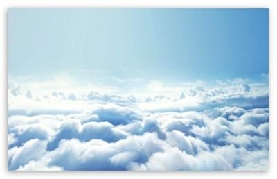 Winter Clouds 4K HD Desktop Wallpaper for 4K Ultra HD TV • Dual Monitor Desktops