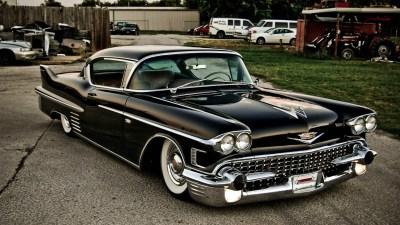 Black Classic Car Wallpapers 1 Background - Hdblackwallpaper.com