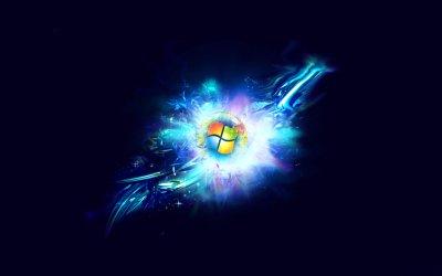 Windows 7 Black Wallpaper Hd 23 Widescreen Wallpaper - Hdblackwallpaper.com