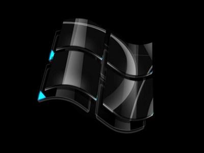 Windows 10 Desktop Is Black 12 Cool Hd Wallpaper - Hdblackwallpaper.com