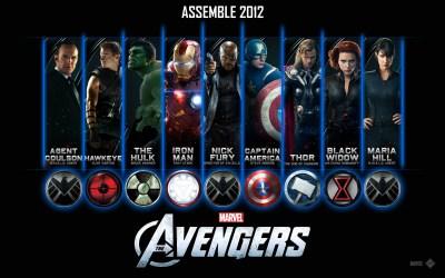 marvel wallpapers avengers - HD Desktop Wallpapers | 4k HD