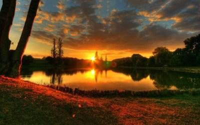 sunset wallpapers river - HD Desktop Wallpapers   4k HD