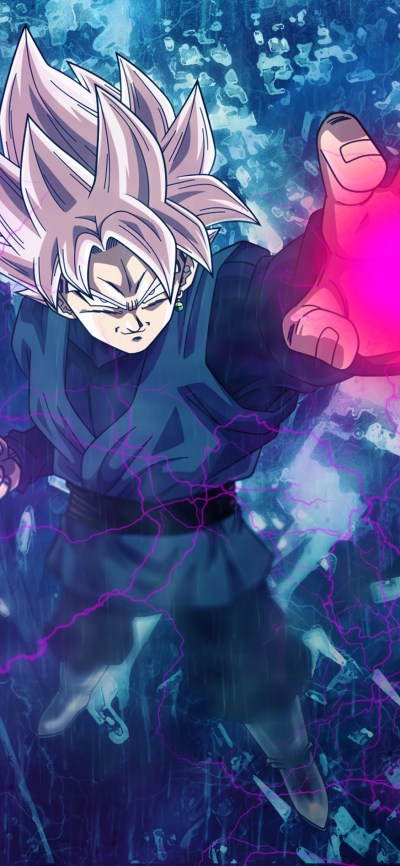 1125x2436 Black Goku Iphone XS,Iphone 10,Iphone X HD 4k Wallpapers, Images, Backgrounds, Photos ...