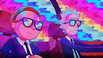 2048x1152 Rick And Morty 5k Artwork 2048x1152 Resolution HD 4k Wallpapers, Images, Backgrounds ...