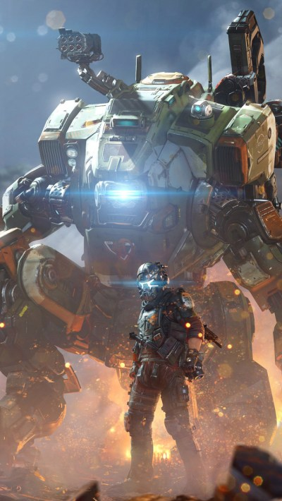 640x1136 2016 Titanfall 2 4k Game iPhone 5,5c,5S,SE ,Ipod Touch HD 4k Wallpapers, Images ...