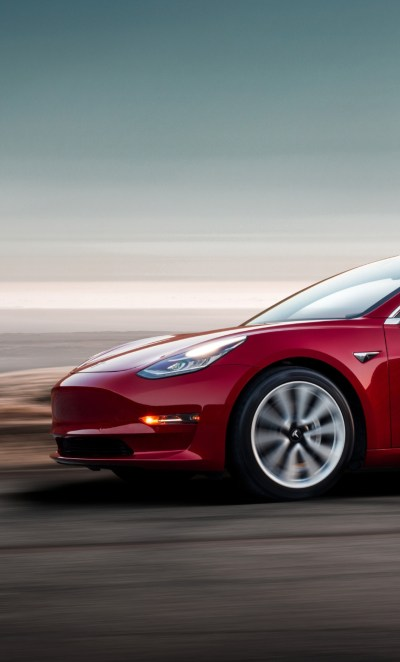 1280x2120 2018 Tesla Model 3 iPhone 6+ HD 4k Wallpapers, Images, Backgrounds, Photos and Pictures