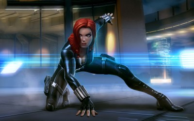 3840x2400 Black Widow Marvel Contest Of Champions 4k HD 4k Wallpapers, Images, Backgrounds ...