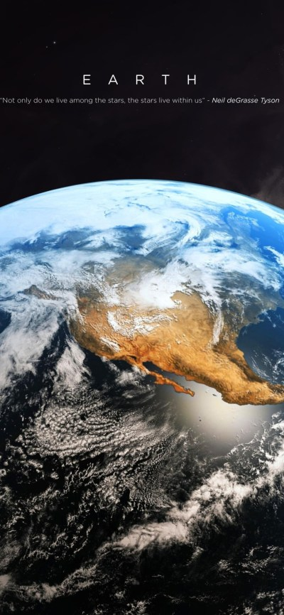 1125x2436 Earth HD Iphone XS,Iphone 10,Iphone X HD 4k Wallpapers, Images, Backgrounds, Photos ...