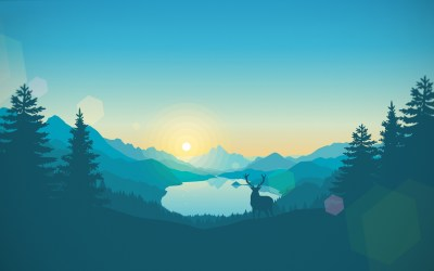 2880x1800 Firewatch Game Graphics Macbook Pro Retina HD 4k Wallpapers, Images, Backgrounds ...
