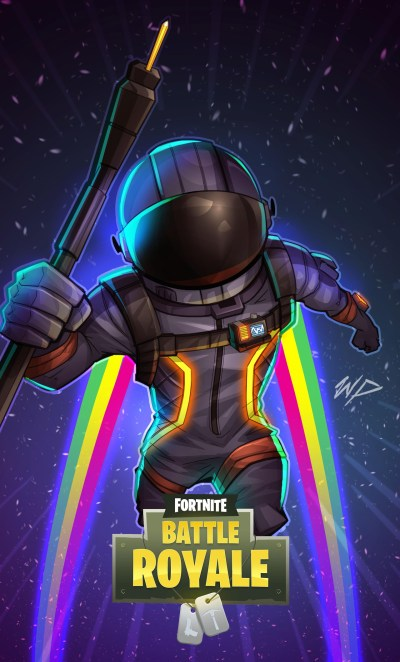 1280x2120 Fortnite Dark Voyager Fan Art iPhone 6+ HD 4k Wallpapers, Images, Backgrounds, Photos ...