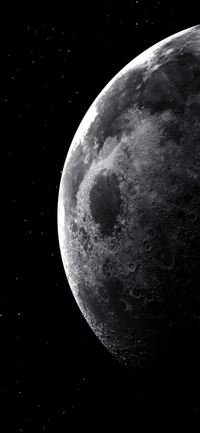 1125x2436 Moon 5k Iphone XS,Iphone 10,Iphone X HD 4k Wallpapers, Images, Backgrounds, Photos and ...